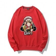 Luffy Jacket One Piece Hoodies