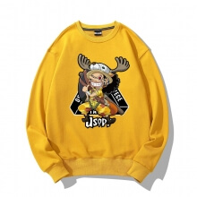 One Piece Usopp Hoodie Tops