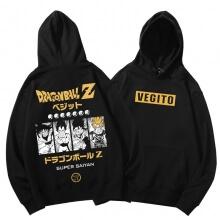 Dragon Ball Vegetto Sweatshirt Coat