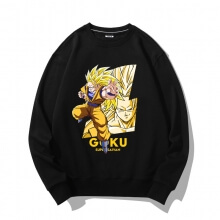 Saiyan Coat Dragon Ball Sweatshirt