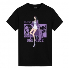 One Piece Nico Robin Tees Anime Clothes For Men