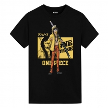 Trafalgar D. Water Law Tee One Piece Mens Anime T Shirts