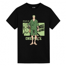 One Piece Roronoa Zoro Shirt Cute Anime Girl Shirts