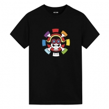 One Piece Pirate Logo T-Shirts Anime T Shirt Design