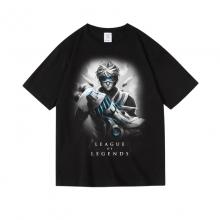 LOL Ezreal Tee League of Legends Ezreal Sivir T-shirts