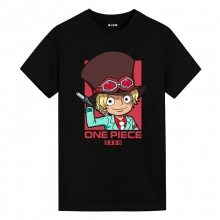 One Piece Sabo Tees Cute Anime Shirts