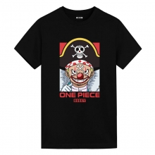One Piece Buggy Shirts Cool Anime T Shirts