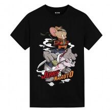 Jerry Naruto Tee Tom and Jerry Cool Anime Shirts