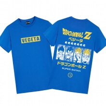Dragon Ball DB Vegeta T-Shirts Cheap Anime T Shirts