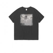 <p>Cotton Tshirt Rock Nirvana T-shirt</p>
