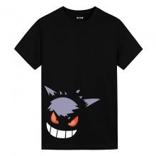 Gengar Tee Pokemon Anime Shirts For Women