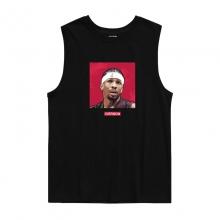 Allen Iverson Tank Tops Shirt
