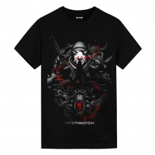 Overwatch oni genji Shirts Dark