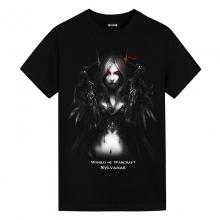 World of Warcraft WOW Sylvanas Tshirts