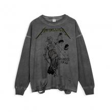 <p>Rock Metallica Tees Cool T-Shirt</p>