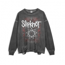 <p>Slipknot Tee Music Retro Style T-Shirts</p>