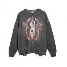 <p>Retro Style Tshirt Rock Slipknot T-shirt</p>
