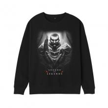 LOL Braum Sweatshirt League of Legends Ashe Jarvan  Hoodie