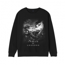 LOL Silas Hoodie League of Legends Thresh Kayle Sweatshirt