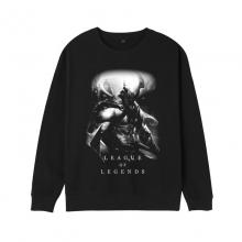 LOL Pantheon Hoodie League of Legends Senna Talon Sweatshirt
