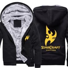 Winter Warm Hoodies Starcraft 2 Zealot