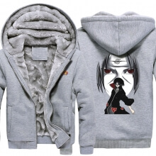 <p>Naruto Uchiha Itachi Winter Warm Hoodies</p>