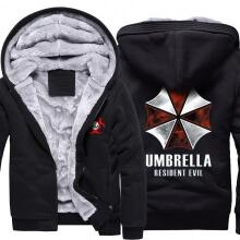 Resident Evil Umbrella Winter Warm Hoodies
