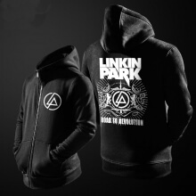 Quality Linkin Park Sweater Mens Black Hoodies