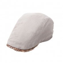 Summer Female Outdoor Hat Anti-UV Painter Sun Hat Sequins Beret Hat Grey Black