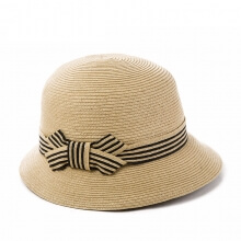 Ladies Summer Anit-UV Staw Hat Sun Protection Wild Hats Travelling Shopping Sun Hats Beige Black White