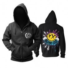 Accept Russian Roulette Hooded Sweatshirts Germany Metal Rock Band Hoodie