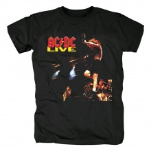 Acdc Band Live Collector'S Edition Tees Australia T-Shirt