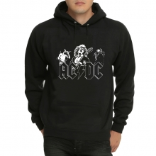 ACDC Members Pullover Hoodie for Men
