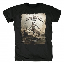 The Agonist The Escape Tee Shirts Canada Metal T-Shirt