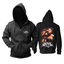 The Agonist Hoodie Canada Metal Music Band Sweatshirts