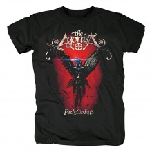 The Agonist Prisoners Tee Shirts Canada Metal T-Shirt