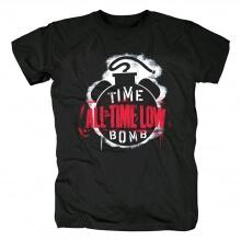All Time Low Tshirts Us Punk Rock Band T-Shirt