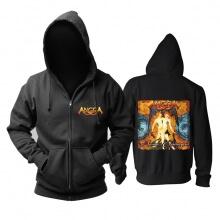 Angra Hoody Brazil Metal Rock Hoodie
