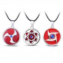 Anime Naruto Uchiha Itachi Necklace
