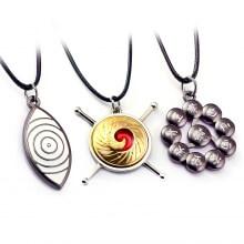 Anime Naruto Uchiha Sasuke Necklace
