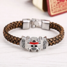 Anime One Piece Luffy Skull Bracelets