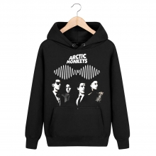 Arctic Monkeys Hooded Sweatshirts Rock Band Hoodie