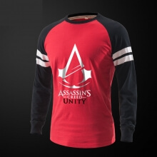 Assassin's Creed Unity Long Sleeve T-shirt