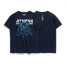 Athena Exclamation Tee Luminous Saint Seiya Tshirt