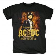 Australia Acdc T-Shirt Metal Rock Shirts