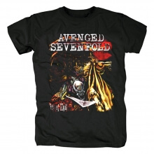 Avenged Sevenfold City Of Evil Tee Shirts California Metal T-Shirt
