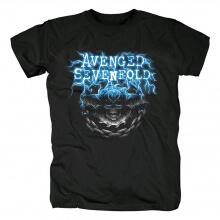Avenged Sevenfold Tee Shirts California Metal Punk Rock T-Shirt