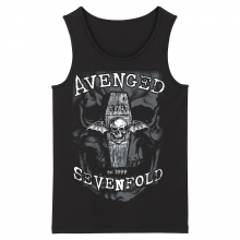 Awesome Avenged Sevenfold Tee Shirts California Metal Rock T-Shirt