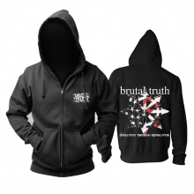 Awesome Brutal Truth Hoody Metal Music Hoodie