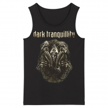 Awesome Dark Tranquillity Sleeveless Tee Shirts Sweden Metal Rock Tank Tops